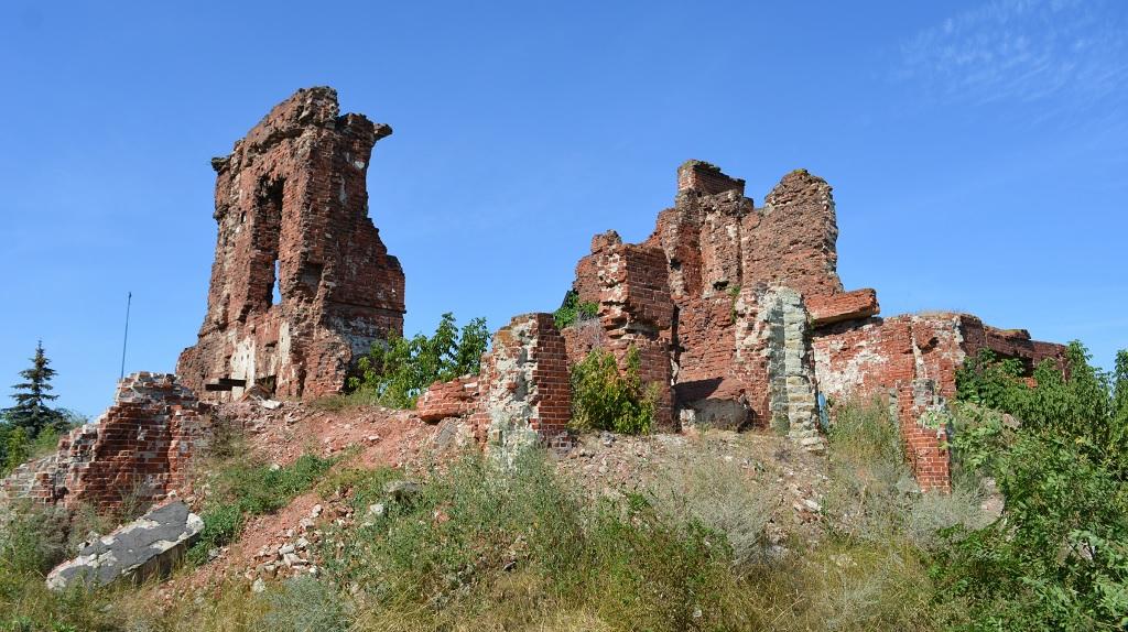 Волгоград, остров Людникова