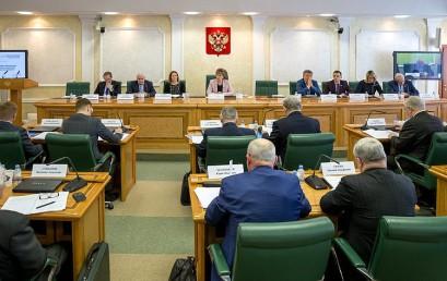 Лесопромышленный комплекс. Круглый стол в Совете Федерации