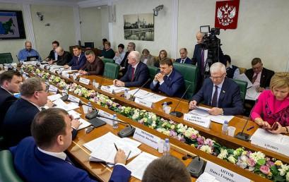 Сохранение и воспроизводство лесов. Круглый стол в Совете Федерации