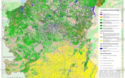 Vegetation mapping of terrestrial ecosystems at the regional level