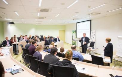 Результаты открытой лекции Эско Ахо и экспертнойдискуссии по вопросам биоэкономики
