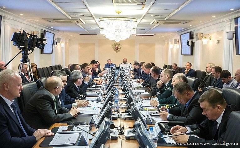 «Круглый стол» в Совете Федерации