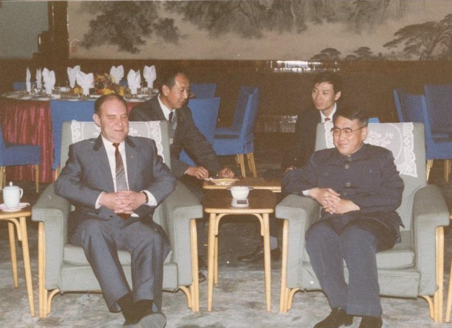 38_С министром лесного хозяйства Китая2