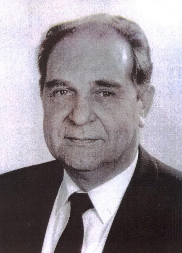 Академик А.С. Исаев