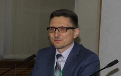 Поздравляем Дмитрия Владимировича Ершова с юбилеем!
