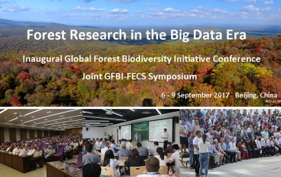 Первая конференция GFBI (Global Forest Biodiversity Initiative)