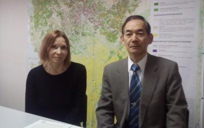 Научное сотрудничество ЦЭПЛ РАН и Центра исследований Северо-Восточной Азии
