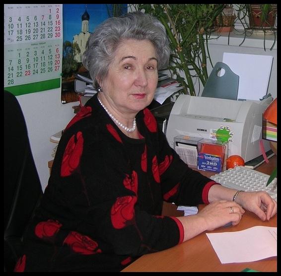 Ушла из жизни Лидия Михайловна Носова