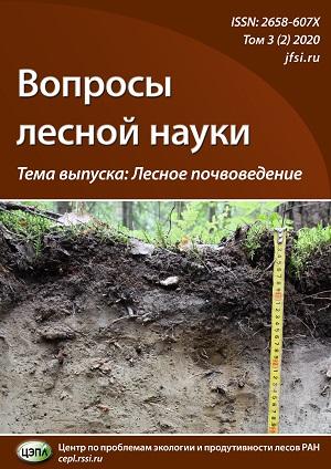 """Новый выпуск журнала """"Вопросы лесной науки / Forest science issues"""""""