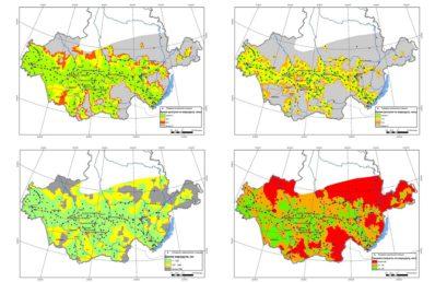 Транспортное моделирование при организации наземного доступа к лесным пожарам