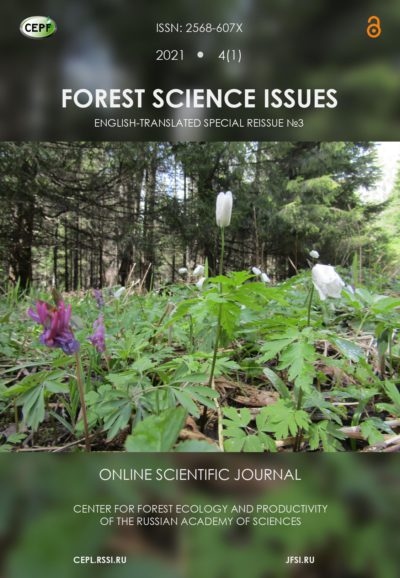 Вопросы лесной науки: 10 выпуск