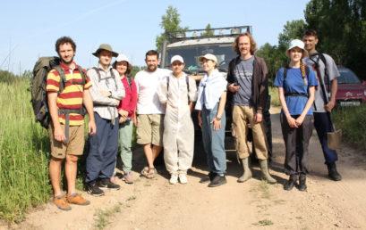 Комплексная экспедиция в в рамках проекта «Индикаторы агрогенного этапа развития лесной территории»